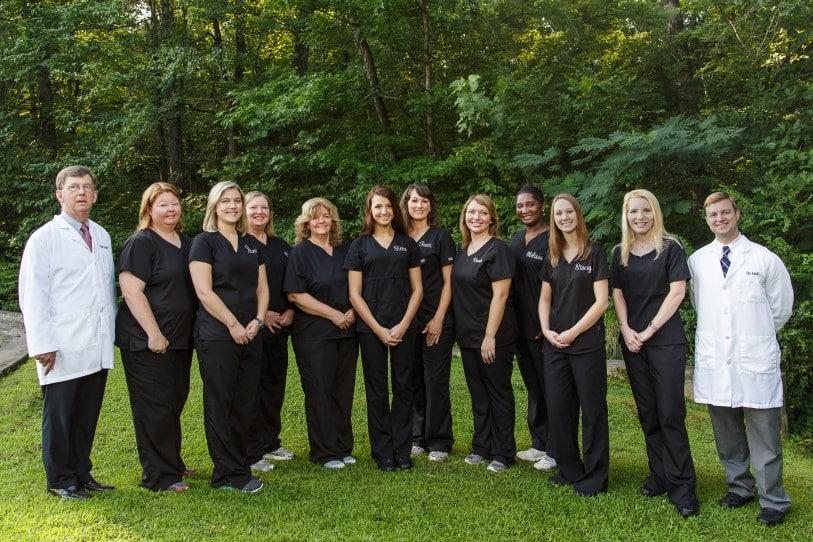 Hall Dentistry Dental Staff