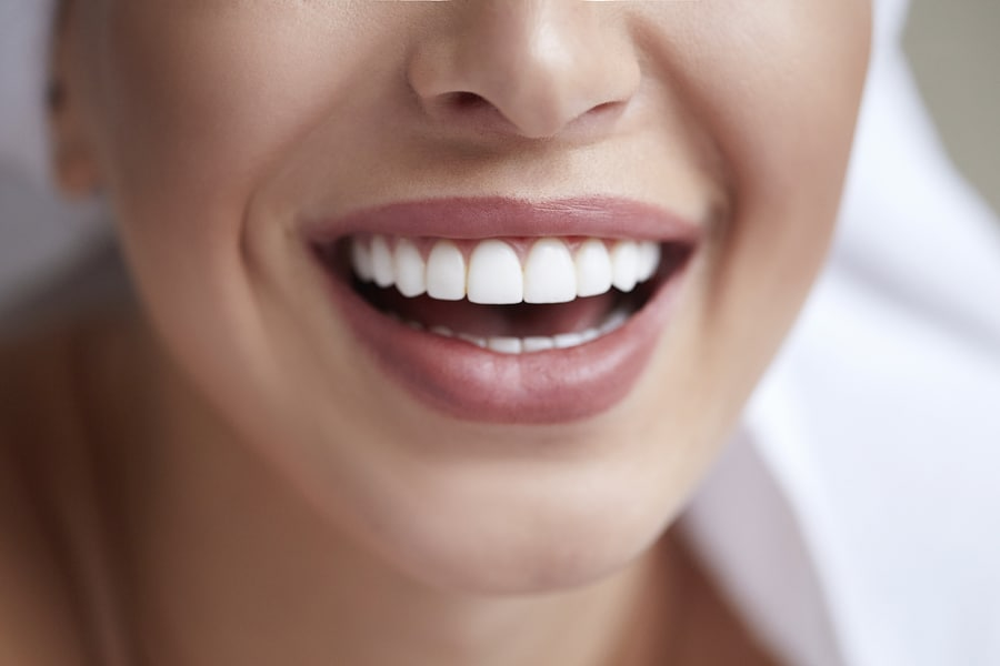 Happy Smile at Hall Dentistry