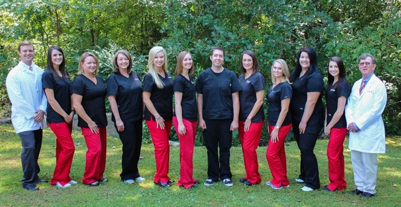 Hall Dentistry Team